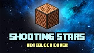 Tackle⁴⁸²⁶ Shooting Stars | Minecraft Note Block Cover