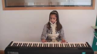 Mónica Martins Piano Prof Svetlana Filatava Estudo Elena Gnesina Dez 2016