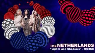 OG3NE - Lights and Shadows (The Netherlands) 2017 Eurovision Song Contest