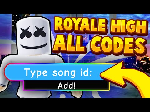 Roblox Royale High Codes For Songs 06 2021