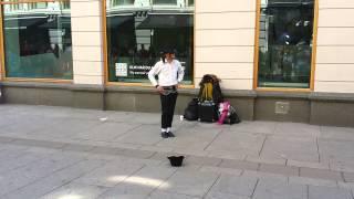 Michael Jackson In Oslo Norway