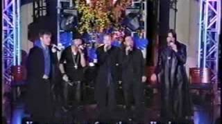 Backstreet Boys A Cappella -Shape Of My Heart (Another Angle)