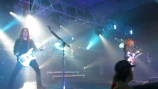 megadeth-foreclosure of a dream saskatoon 2012