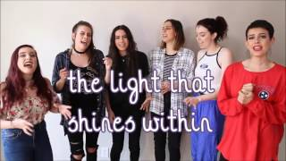 Cimorelli - Scars to Your Beautiful by Alessia Cara (lyrics)
