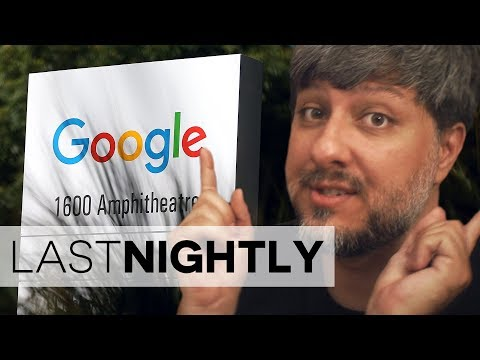 Sexist Google Manifesto Guy FIRED (LAST NIGHTLY №60)