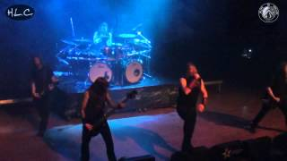 AMON AMARTH - Destroyer of the Universe [live 2014, Athens, Hellas]