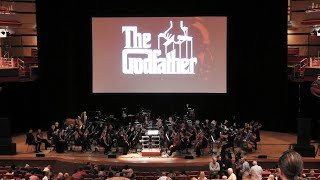 The Godfather Live in Concert Finale - Main Title Theme (Nina Rota)