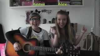 Umbrella/Singing In The Rain Cover | Alex&Keeva