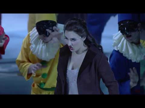 Sylvia Schwartz - Fiorilla's aria - Il turco in Italia by Rossini