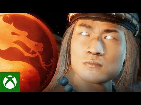 Mortal Kombat 11: Aftermath – Official Reveal Trailer