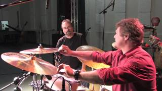 Audix Microphones - How To Mic Drums - Overheads
