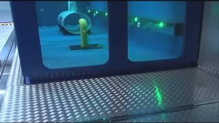 Inovação: escola móvel subaquática e o treinamento com robôs