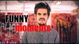 Taco Hemingway l Funny Moments