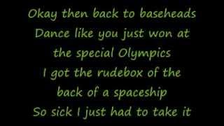 Robbie Williams - Rudebox (lyrics)