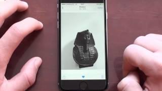iPhone 6. Como crear un álbum con fotos y vídeos favoritos