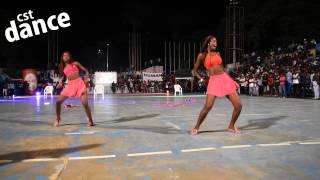 CST Dance Eliminatórias - Atuação do grupo Girl Fire Feat As Incríveis