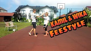Kamil & Wika duo freestyle compilation [MEETING]