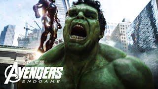 Marvel Studios' Avengers: Endgame -- Super Bowl teaser