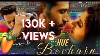 Hue Bechain (Instrumental) | Ek Haseena Thi Ek Deewana Tha | Nadeem | Palak Muchhal | Dr.Vilest
