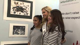 Manhattan Star Academy Art Show
