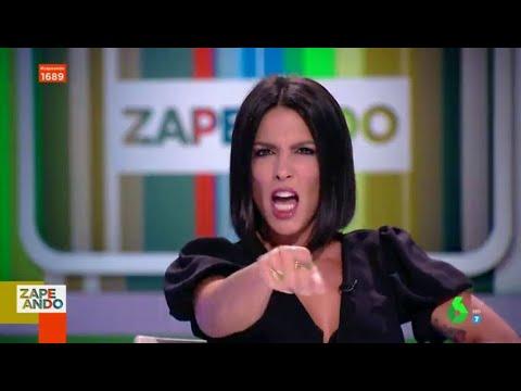 Lorena Castell se marca un Lola Flores - Zapeando