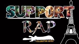 Rap dos Suportes (Paródia Niggas in paris) | Fullbustergamez