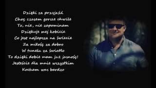 Nizioł  - Dziękuję ft  Jav Zavari TEKST