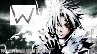 [Nightcore] Alan Walker ft. Gavin James - Tired (Lyrics/ Lyrics Video)