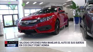 Coconut Point Honda y sus ofertas