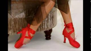 8 Interesting pointe shoes (videos and photos compilation)