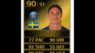 FIFA 14 Ultimate Team Pack Opening - IF Ibra, IF Hazard, IF Özil Hunt