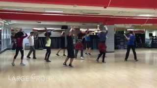 Kehlani - Fwu (week 3 choreo review) 03.31.15