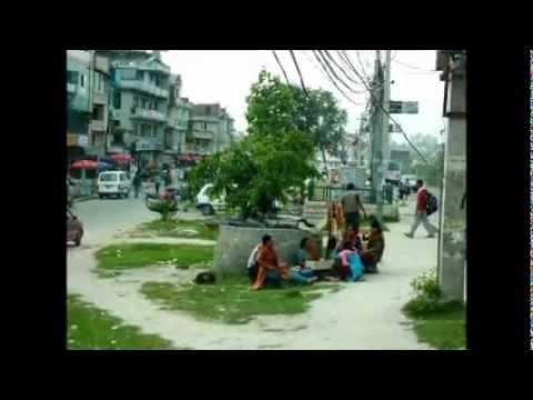 SNE Viagem Nepal e India 2011   – Kathmandou Hotel e rest.te .wmv