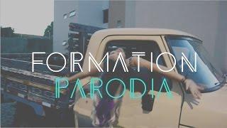 FORMATION BEYONCÉ - PARODIA | Cinco Centavos