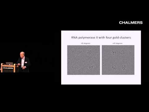 Roger Kornberg:  Metal nanoparticles: atomic structures and applications in cryo-electron microscopy