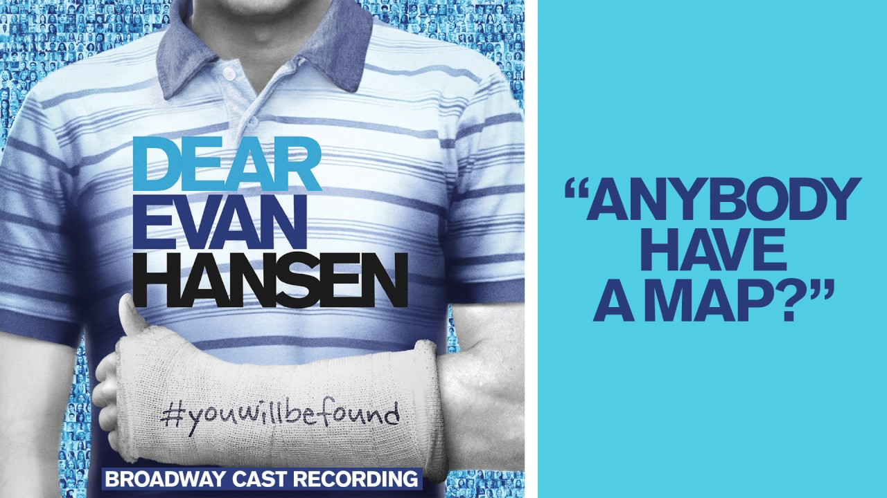 Dear Evan Hansen Broadway Tickets Cincinnati July