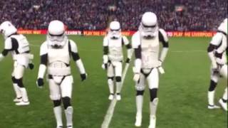BOOGIE STORM LIVE AT ANFIELD
