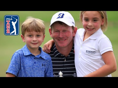 Brandt Snedeker's highlights Rounds 1-4 from 2018 Wyndham Championship 2018