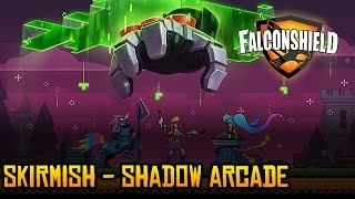 Skirmish - Shadow Arcade feat. Nicki Taylor