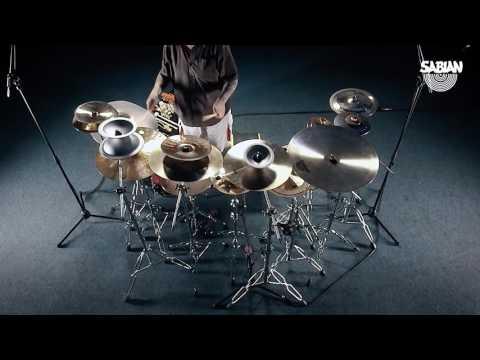 SABIAN Cymbal Creativity with Pete Lockett