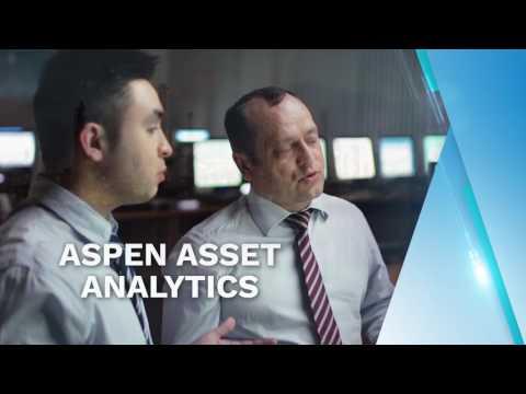 Aspen Asset Analytics - Keep Your Plants Running through Predictive Analysis