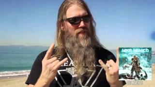Amon Amarth - 2016 North American Tour