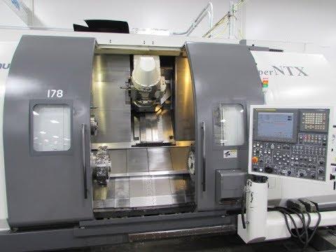 Nakamura Tome Super NTX CNC Machining Center