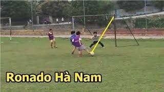 Quang Hải Nhí Ronaldo Hà Nam đỉnh như Messi Hà Tĩnh sắp được học viện bóng đá PVF tuyển thẳng