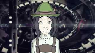 Cultiva 2014 - Vienna, Austria - Herbies Event Trailer