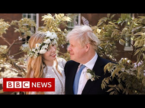 UK PM Boris Johnson and wife Carrie expecting second child - BBC News