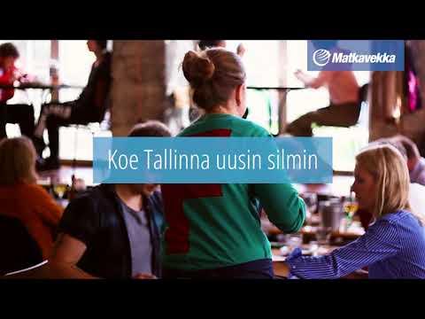 Matkavekka - Tallinna