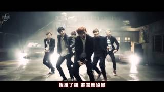 [繁中字幕]BTS (防彈少年團) - Boy In Luv (男子漢) Chinese ver. 中文版 /認人版
