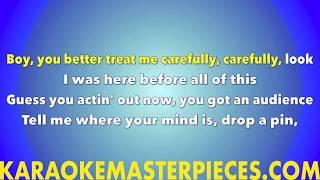 Be Careful (Instrumental) Cardi B [Karaoke Cover] with Lyrics