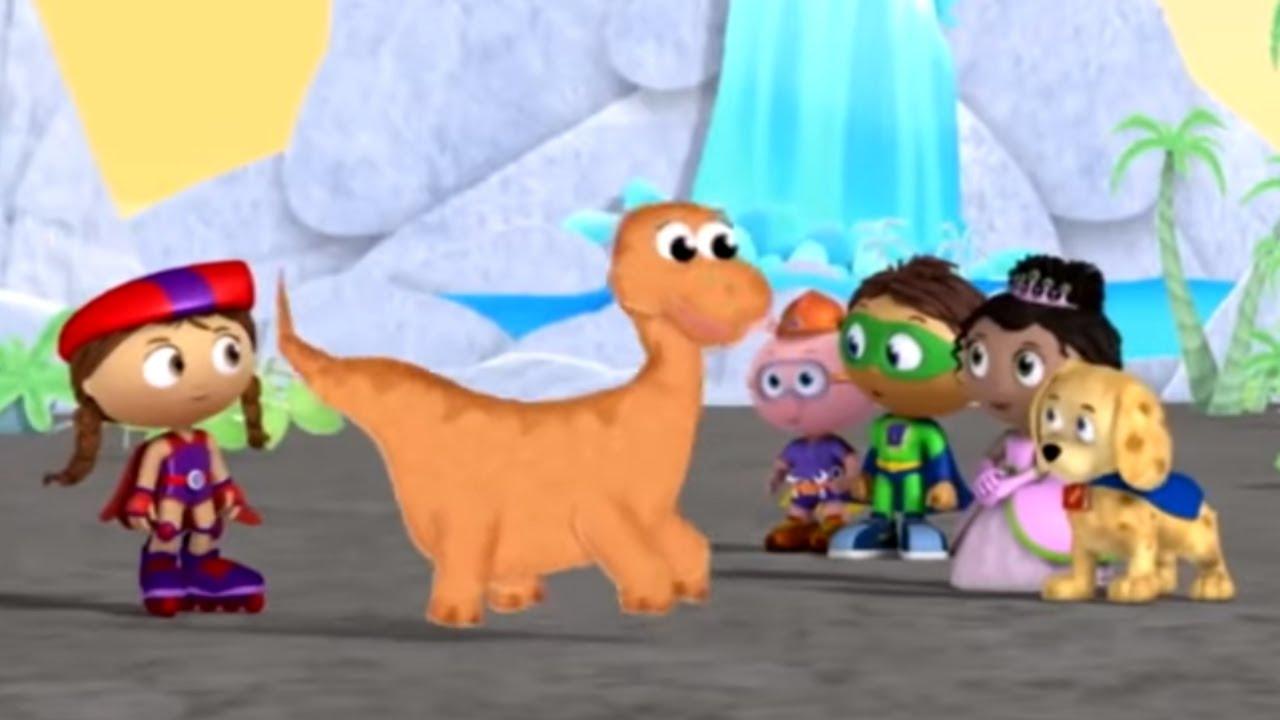 8. Baby Dinosaur